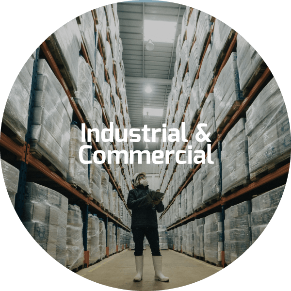 Industrial and Commercial