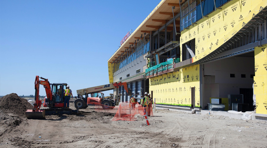 Airside Operations Building (AOB) Project