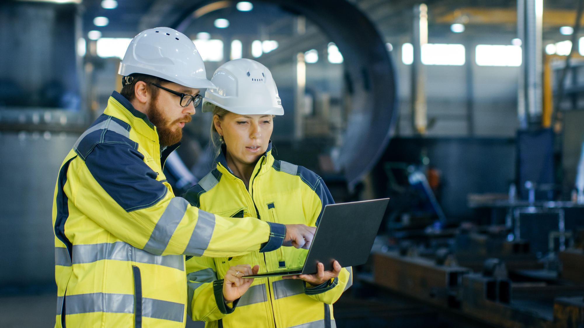 ISO 45001 – A New Standard for Workplace Safety